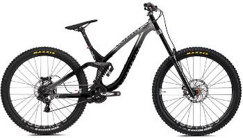 MTB Fully von NS Bikes in schwarz