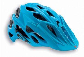 MET Helm in Blau