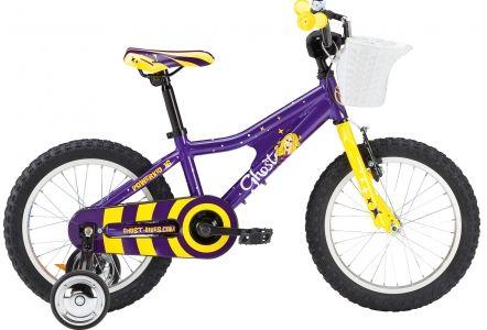 Ghost Powerkid 16 Zoll purple für Mädchen