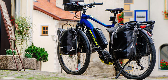 Haibike E-Trekkingbikes