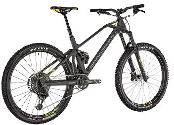 Das Mondraker Enduro/All-Mountainbike Foxy XR aus Carbon