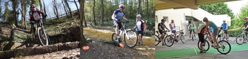 MTB Fahrtechnik Schule Berg Rad Touren