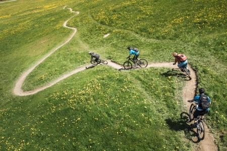 MTB Fahrtechnik-Training TrailXperience
