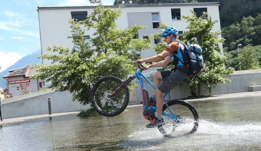 E-Bike Touren und Fahrtechnik