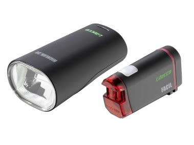 Litecco Highlux 30 Fahrradbeleuchtung